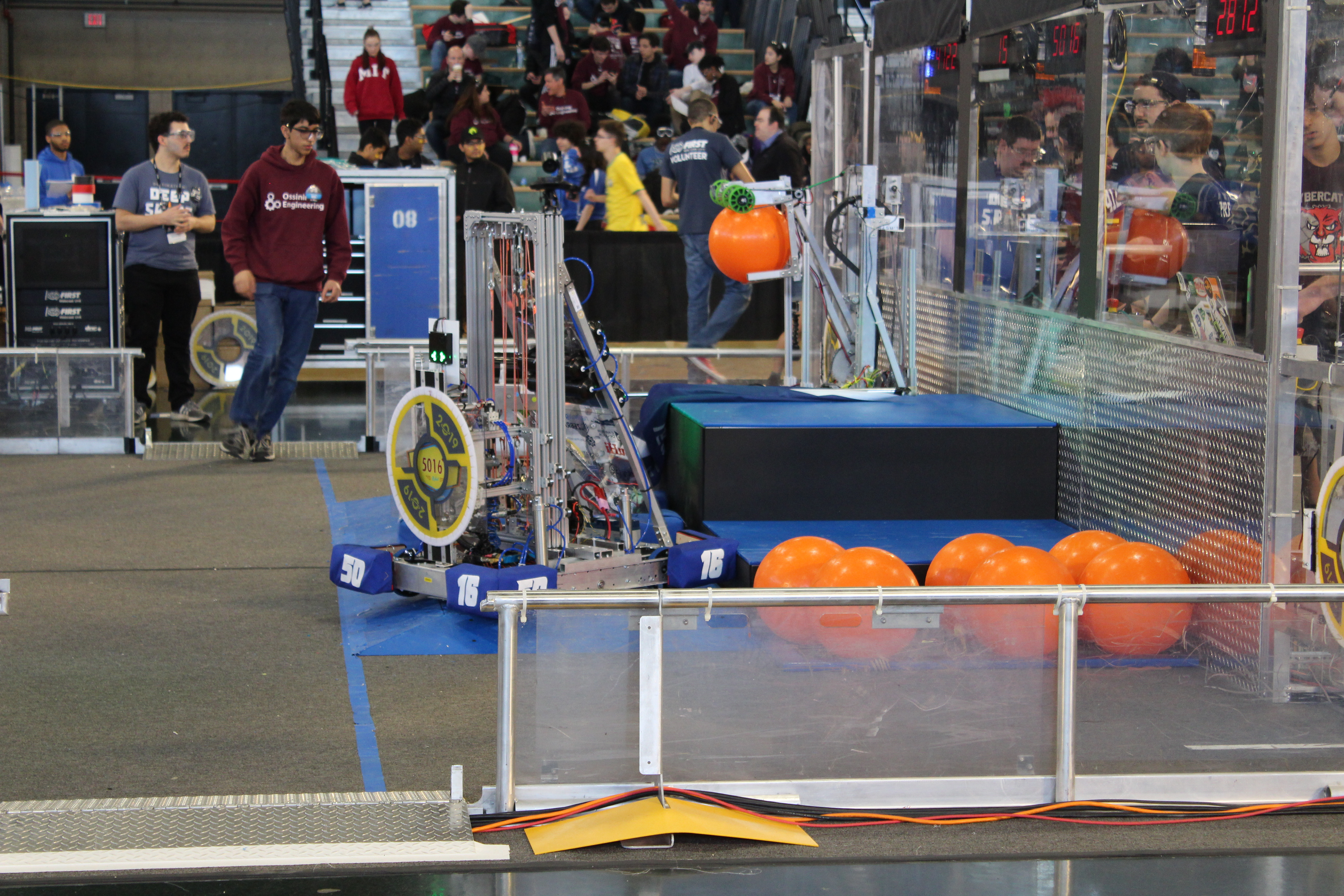 Huntington Robotics FRC Team 5016